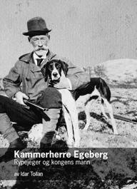 Kammerherre Egeberg. Bokomslag